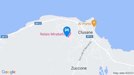 Romantik Hotel Relais Mirabella Iseo Map