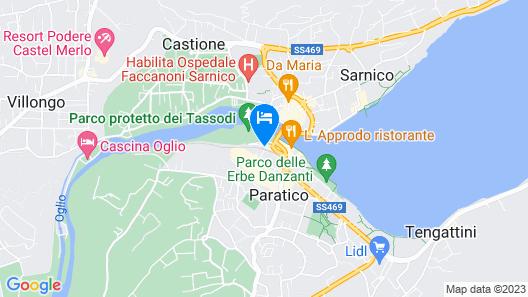 Org Franciacorta Locanda & Bistrot Map