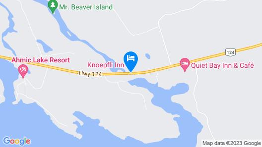 Knoepfli Inn Map