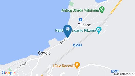 Hotel Araba Fenice Map