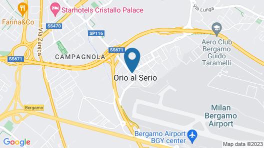 57ResHotel Orio Map