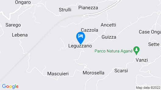 Antica Corte Leguzzano B&B Map