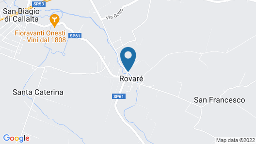 Locanda Canareggio Map