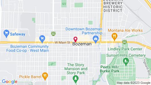 The LARK Bozeman Map