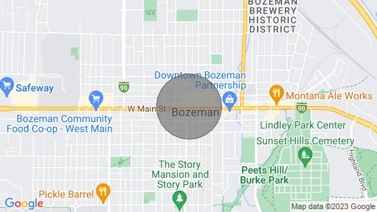 Bozeman30 - Montana on Main Map