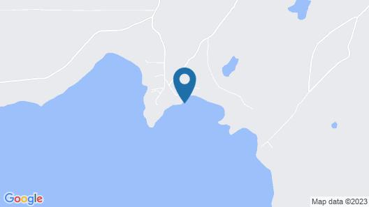 Lake Huron Beach House Map
