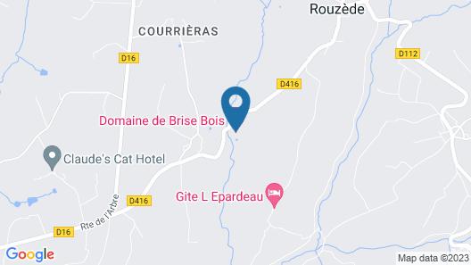 Domaine Brise Bois Map