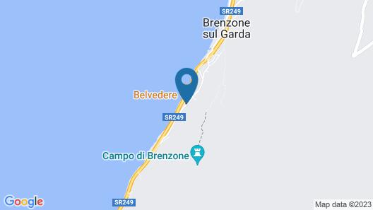 Villa Olivo Map