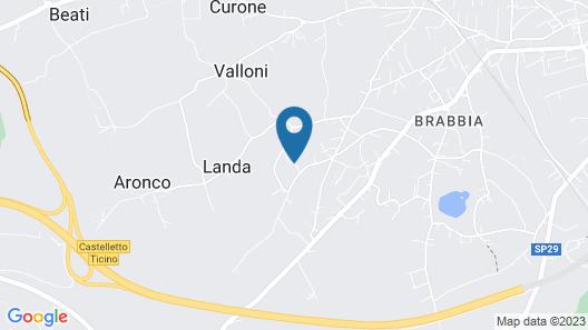 Cascina Raggio Di Sole Map