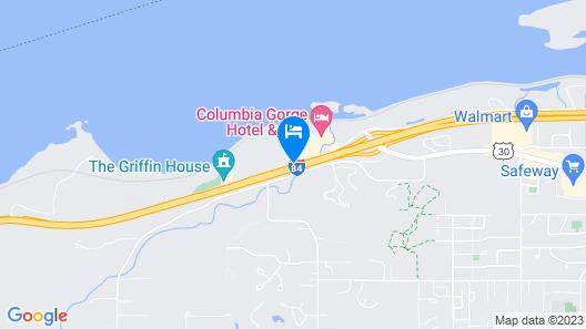 Westcliff Lodge Map
