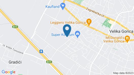 Dream Hotel Map