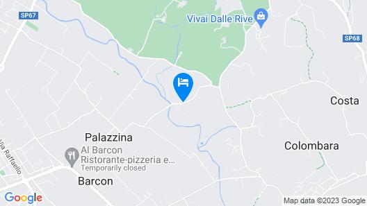 Villa di Bodo Resort Map