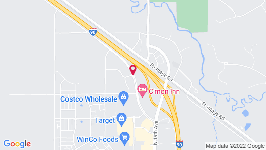 Country Inn & Suites by Radisson, Bozeman, MT Map