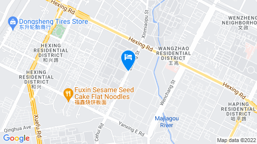 Ibis Harbin Normal University Map