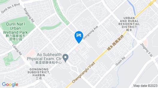 WeHere Homestay Map