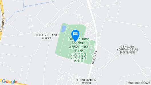 Sheraton Harbin Xiangfang Hotel Map