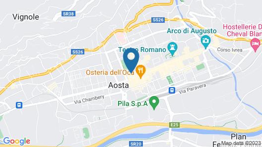 HB Aosta Map