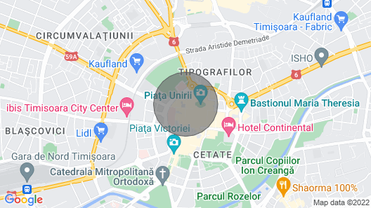 ❤️ Family-friendly Charming Apartment in Historical City Center Map