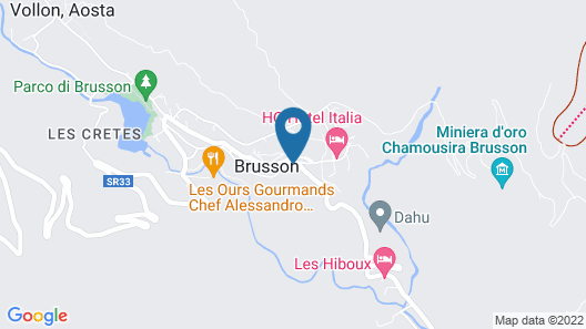 Residence Aquila Map