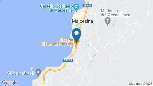 Wellness Hotel Casa Barca (Adult Only) Map