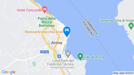 Hotel Giardino Map