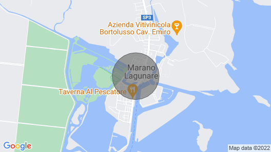 Holiday House con Terrazza Map