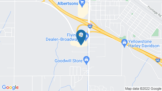 La Quinta Inn & Suites by Wyndham Belgrade - Bozeman Airport Map