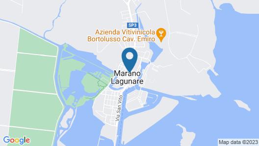 Brama Village Map