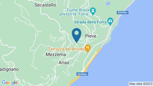 Piccola Italia Resort Map