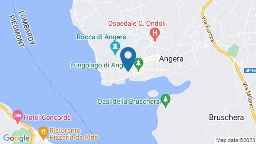 Hotel dei Tigli Map