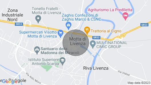 Motta di Livenza Deluxe Map