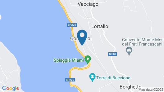 Appartamento Archi Map