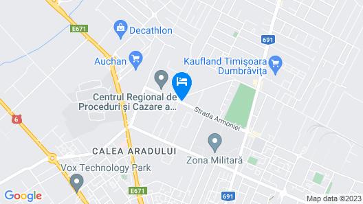 La Masion Dughi Map