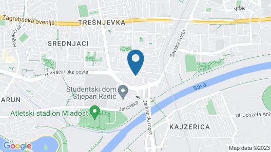 Privilage Apartment Map