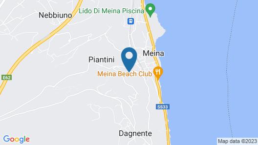 Villa Belvedere Map