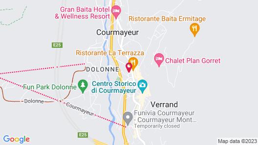 Croux Map