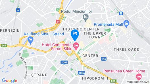Charma Residence Map