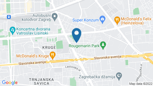 Livris Hotel Map