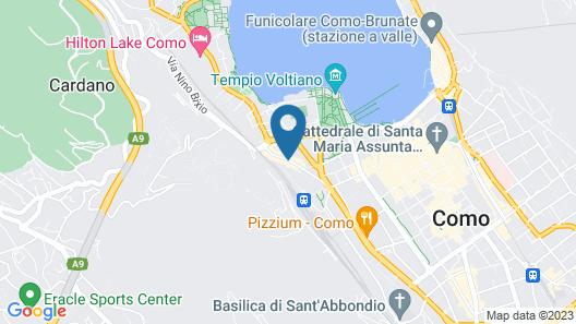 Altido Como Map