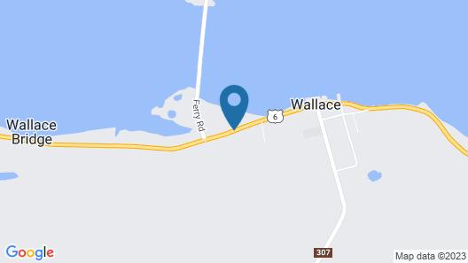 Jubilee Cottage Inn Map