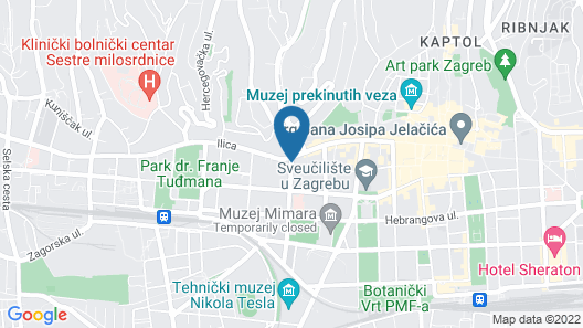Whole Wide World Hostel & Bar Map