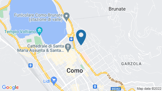 Rondone Bianco 5/7 Map