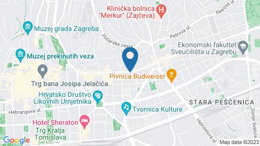 Casablanca Boutique Bed & Breakfast Map