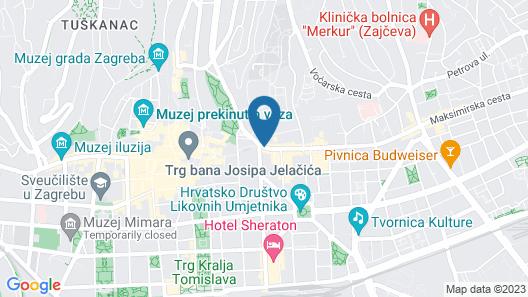 Art Hotel Like Map