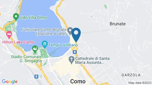 Appartamento Sant'Agostino Map