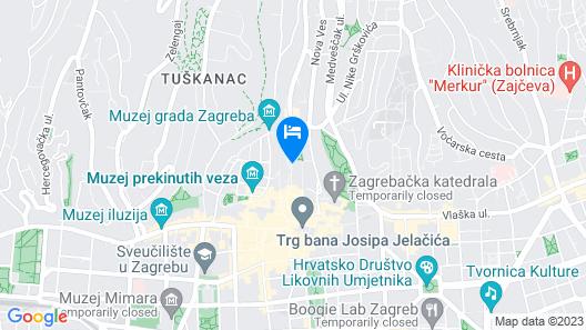 Regal Residence Map