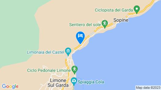 Hotel Splendid Palace Map