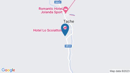 Oberteil Map
