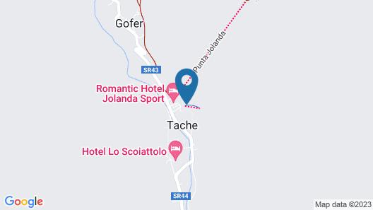 Hotel Jolanda Sport Map