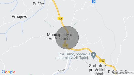 Wohnung Trubarjeva33 Stadt Velike Lasce Map